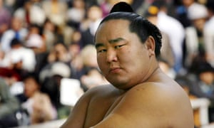 Sumo grand champion Asashoryu faces a possible ban from the sport.