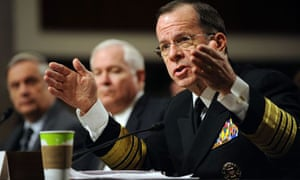 Admiral Mike Mullen at 'don't ask, don't tell' hearing