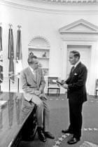 Alexander Haig and Nixon