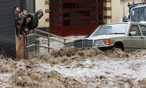 Madeira floods: death toll rises to 40