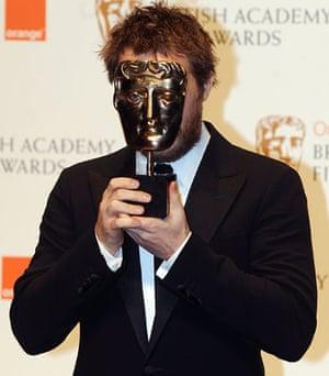Baftas 2010: winners: Baftas 2010: Duncan Jones