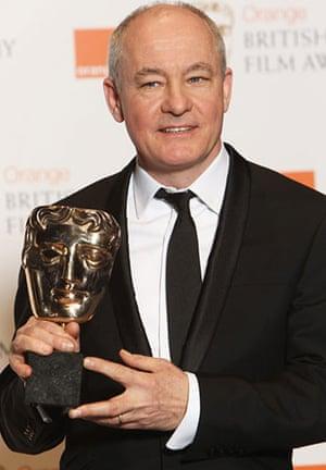 Baftas 2010: winners: Baftas 2010: Barry Ackroyd