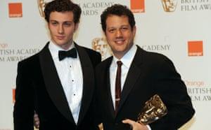 Baftas 2010: winners: Baftas 2010: Michael Giacchino