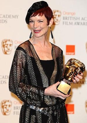 Baftas 2010: winners: Baftas 2010: Sandy Powell