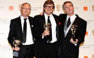 Baftas 2010: winners: Baftas 2010: Production design