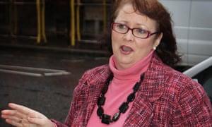 Christine Pratt of the National Bullying Helpline