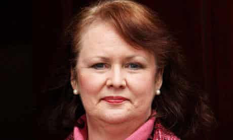 Christine Pratt, the founder of the National Bullying Helpline