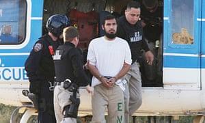 Najibullah Zazi who pleaded guilty over plot to bomb New York City subway