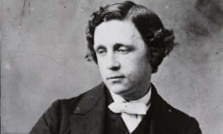 Lewis Carroll, author and mathematician