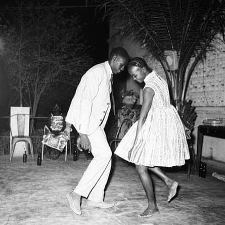 Malick Sidibé: Nuit de Noël, 1963
