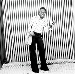 Malick Sidibé Gallery: Malick Sidibé: Young Man, 1975