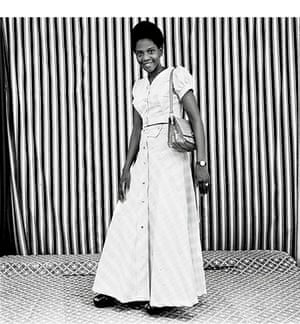 Malick Sidibé Gallery: My New Dress, 1975