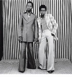 Malick Sidibé Gallery: Friends, 1975