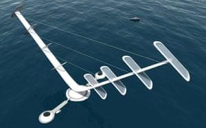 Wind Energy:  NOVA (Novel Offshore Vertical Axis) wind turbine concept image
