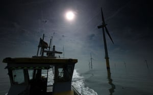 Wind Energy: Burbo Bank WindFarm Now Fully Operational