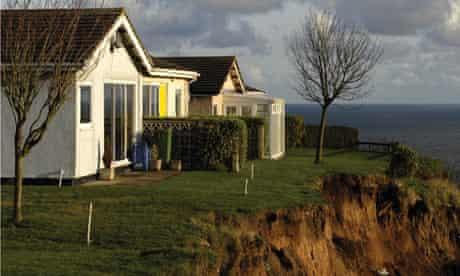 Kane Cunningham's house.