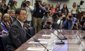 CEO of Toyota Motor Corporation, Akio Toyoda