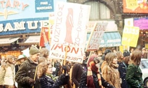 WOMENS LIBERATION AND GAY LIBERATION FRONT DEMONSTRATION IN LONDON, BRITAIN - 1971