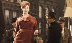 61e096397 A damaging dream of Mad Men's Joan | Emily Hill | Opinion | The Guardian