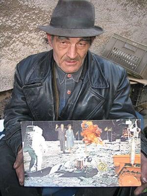 Barladeanu Gallery: Artist Ion Barladeanu