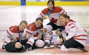 Canadian hockey: Canadian ice hockey team