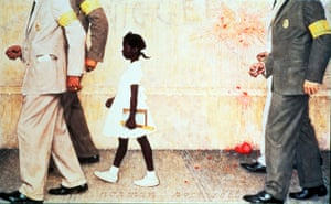 Rockwell: Norman Rockwell, The Problem We All Live With
