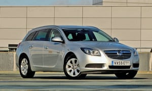 Vauxhall Insignia 2.0 CDTi SE Sports Tourer