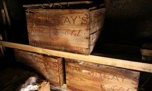 whisky found from 1909 Nimrod expedition led by Sir Ernest Shackleton