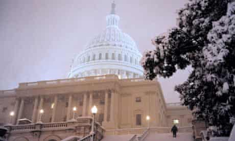 Washington DC snow storms