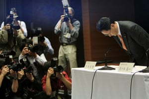 24 Hours in Pictures: Toyota Motor Corp President Toyoda apologises for a massive global recall