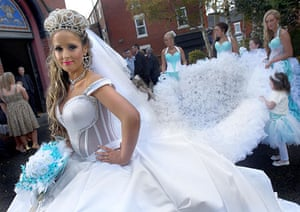 In pictures: Channel 4\'s My Big Fat Gypsy Wedding | Television ...