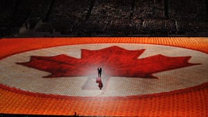 Olympics : William Shatner