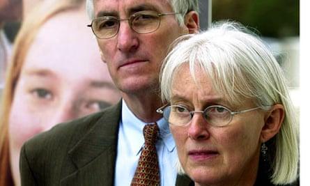 Rachel Corrie's parents, Craig and Cynthia Corrie