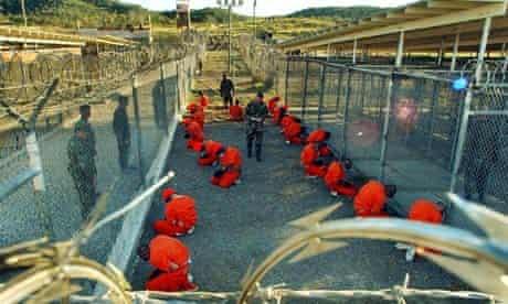 Camp X-Ray, Guantánamo