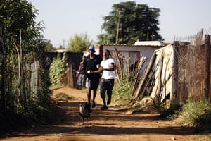Violence in Pretoria: Protests over poor service delivery by Mamelodi residents turn violent