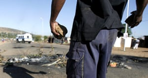 Violence in Pretoria: Protests over poor service delivery by Mamelodi residents