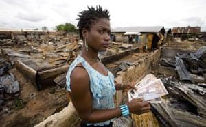 Curse of Black Gold: Ed Kashi on oil in Niger Delta : Aker Camp Community, Nigeria