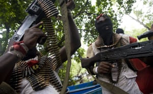 Curse of Black Gold: Ed Kashi on oil in Niger Delta : MEND, Nigeria