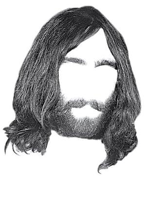 How to grow a beard: John Lennon