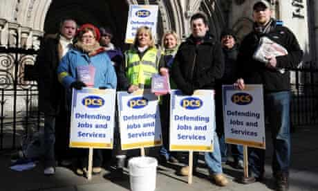 PCS strike