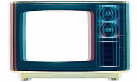 3D television illustration