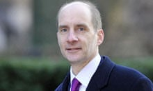 Lord Adonis, the transport secretary