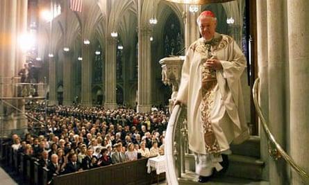 Archbishop finishes sermon in church