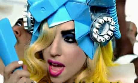 Lady Gaga Telephone 14