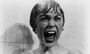 Janet Leigh in Alfred Hitchcock's Psycho (1960)