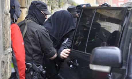russian mafia arrests
