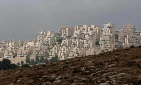 east jerusalem jewish settlement