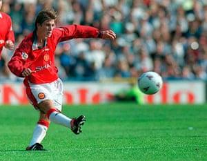 David Beckham's career: David Beckham's career