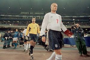 David Beckham's career: David Beckham