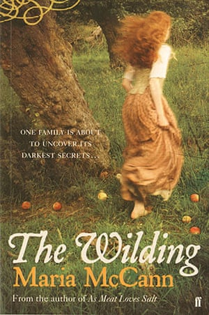 Orange Prize for Fiction: Maria McCann The Wilding Orange Prize for Fiction 2010